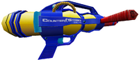 Watergun shopmodel