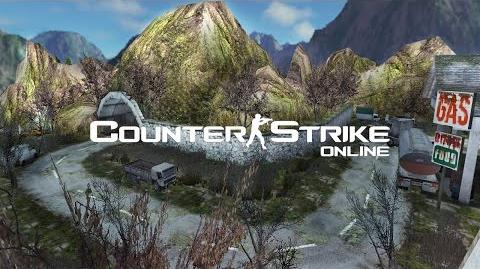 Counter-Strike Online Zombie Tag - Out City Gameplay