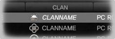 Clannameitalic