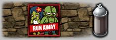 Run away spray