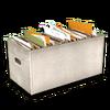 Hide file box
