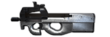 P90 silver1 s