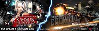 Bloodhunter crow11 poster idn
