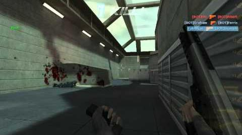 Counter Strike Online Singapore. First look on Infinity(Silver) Pistol