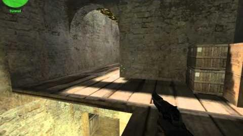 Counter-Strike Condition Zero - Custom Map - Dust (Short)