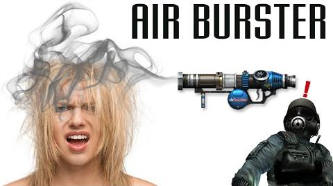 Reviewing the Air Burster (Counter-Strike Online)