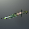 Seal knife camo