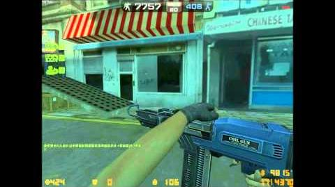 【CSO】counter-strike online new gun:coil gun