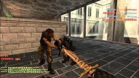 Counter-Strike Online - Battle Weapon(Hunting Dagger)