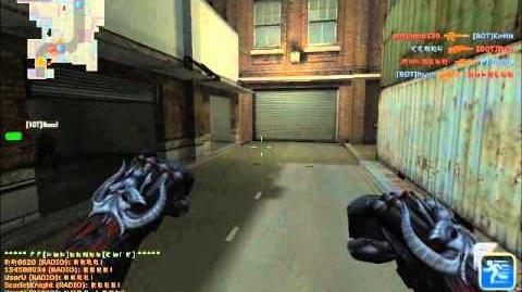 CS Online - Rush Battle(Urban Assault)