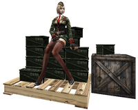 Natasha shopmodel