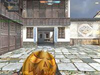 Pumpkin Grenade