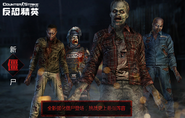 Zombiefile poster china