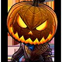 Monster pumpkin l