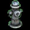 Hide firehydrant