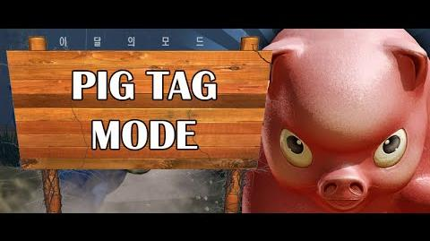 CS Online 2 - Pig Tag game mode
