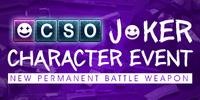 Joker character poster sgp
