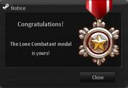 Lone Combatant