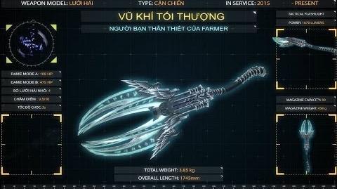 """CSO Việt Nam - Phiên bản """"Mùa Gặt"""" với vũ khí tối thượng Thanatos-9"""