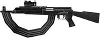 Ak47 60r worldmodel