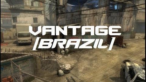 Counter-Strike Online 2 Vantage Map(Stealth mode)