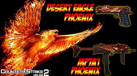 Phoenix Weapons in Counter-Strike Online 2?