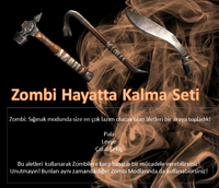 Zsh melees turkey poster