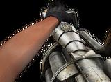 Oz Tin Robot Machine Gun