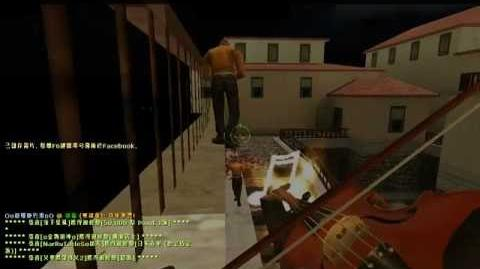 Counter Strike Online - Zombie Mode 3 with Lightning AR-2 and Divine Lock