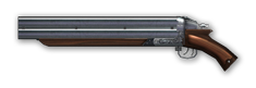 Quad-barreled shotgun