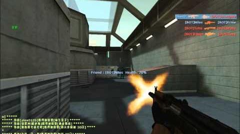 CS Online Weapon Review - AK-74U rifle