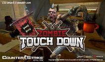 Zombie touchdown idn