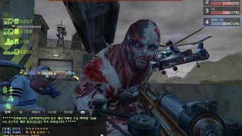 카스온라인 Ep. 칼리토 보통 (CSO Zombie Scenario Episode Carlito Normal)