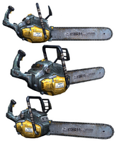 Chainsawm worldmdl hd