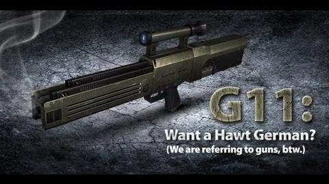 Counter-Strike Online HK G11 Weapon Preview