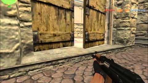 Counter Strike Online - AK-74U