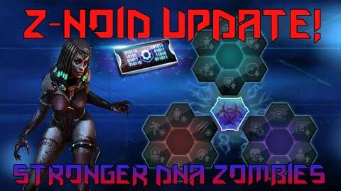 Z-Noid DNA Upgrade (Zombie Hero 3 Expansion)