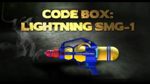 Counter Strike Online Lightning SMG-1