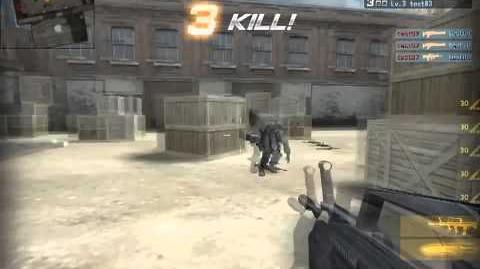 Trailer CounterStrikeOnlineThailand - Gun Deathmatch!