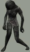 Stalker-type Light zombie