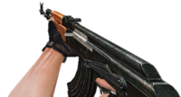 Ak47 viewmodel new