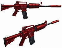 M4A1Red -1