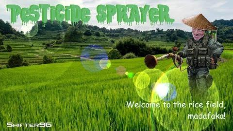 CSO CSN Z-Weapon Review Pesticide Sprayer