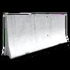 Hide concrete barrier001a
