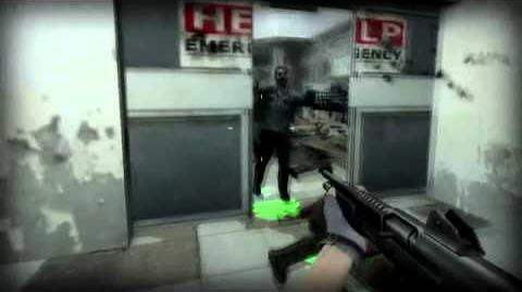 Counter-Strike Online Zombie Case File China Official Trailer