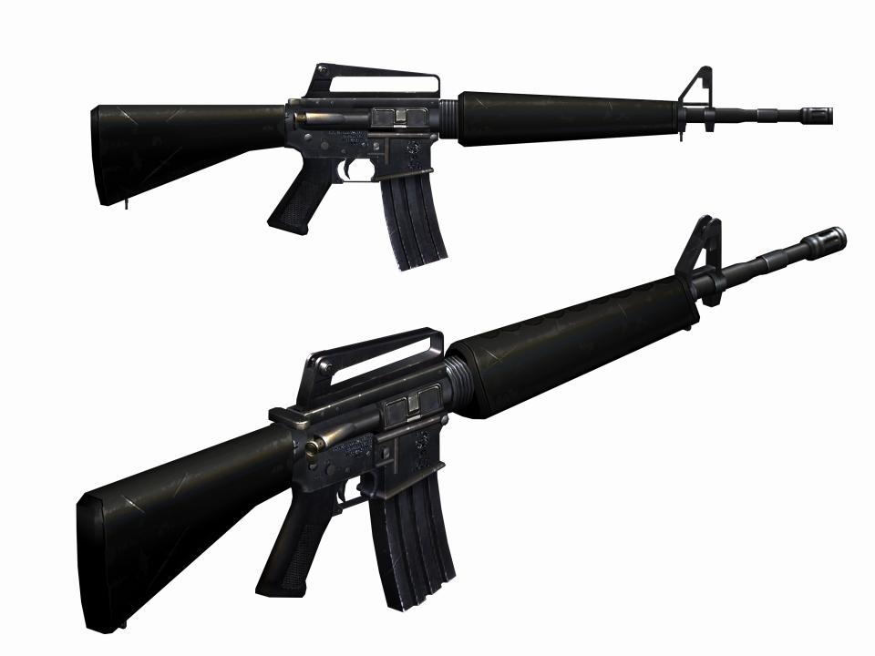 M16A1 6