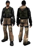 Militia model