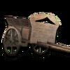 Hide wagon