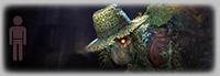 Scarecrow blotter