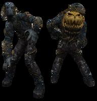 Scarecrow blotter host